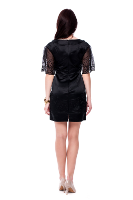 Angeles Embroidered Dress-3