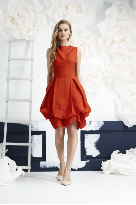 Fire Multiway Dress-3