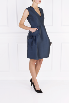 Eliza Satin-twill Dress /VILNIUS-2